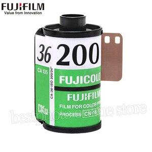 Камера Fujifilm Fujicolor C200, 2 рулона/партия, 35 мм, пленка 36 цветов для камеры формата 135 Lomo Holga 135 BC Lomo