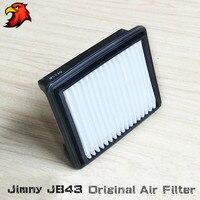 Filtro original de grade de ar para suzuki jiny jb43  acessórios de mabranance de carro