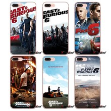 For Huawei G7 G8 Ascend P7 P8 P9 Lite Honor 4C 5X 5C 6X Mate 7 8 9 Y3 Y5 Y6 II Pro fast and furious 6 moive necklace Case(China)