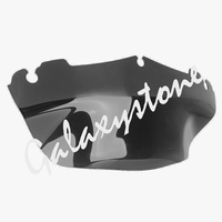 Wave Windshield Windscreen for Harley Electra Glide Street Touring 2014 2016