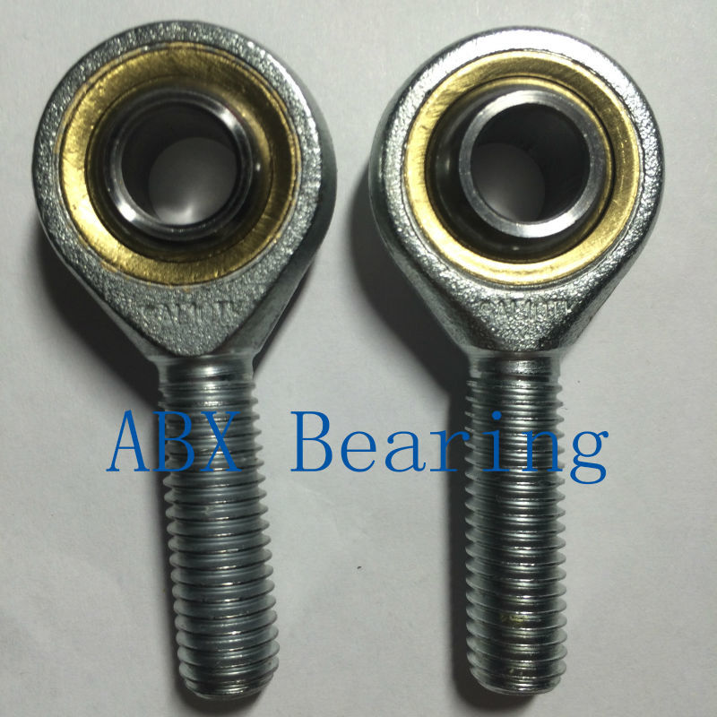 10mm SA10T/K POSA10 SA10 rod end joint bearing metric male right hand thread M10x1.5mm rod end bearing росмэн 100 наклеек хищники