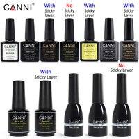 CANNI Gel Primer PH BOND No Acid Professional Nail Art Salon Manicure 40603 Matte Base Top Soak off UV LED Color Nail Gel Polish