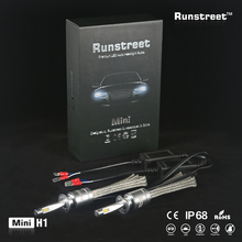 Car LED Headlight  6000K  H1 H3 H4 H7 H8 H11 9005 HB3 9006 HB4 9012 HIR2 Auto Fog Lamp Light Bulb main dipped beam  Runstreet