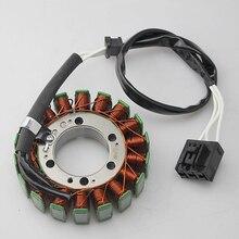 دراجة نارية مغناطيسي لفائف إمانويل لكاواساكي ZX1000 النينجا 1000 Z1000 ZR1000 ZR800 Z800 Z1000SX المحرك لفائف 21003 0133 21003 0122