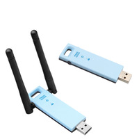 New High Quaity USB WIFI Repeater 802 11N 300Mbps USB Wireless Range Network Card Extender External