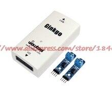 Ücretsiz kargo USB bus bus adaptörü analiz modülü ile uyumlu USB I2C/SPI/GPIO/UART/ADC
