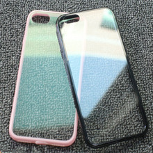 PC+TPU Soft Case for iPhone 7 6 6s Plus 5s 5C Clear Transparent Coque for iphone 8 Back Case стоимость