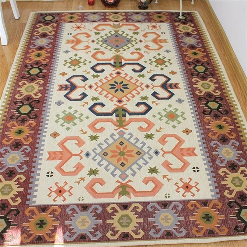 mediterranean style carpets for living room europe home bedroom