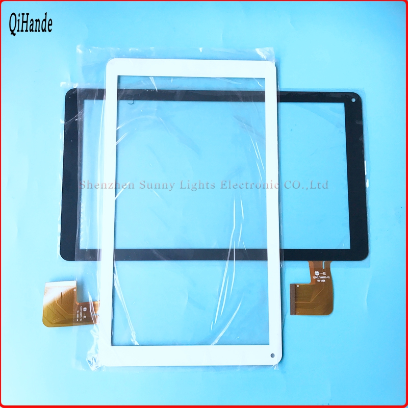 New Touch Screen For 10.1 YJ247/248FPC-V2 YJ247/248FPC - V2 Tablet TouchPanel Sensor touch digitizer REplacement Free Shipping for sq pg1033 fpc a1 dj 10 1 inch new touch screen panel digitizer sensor repair replacement parts free shipping