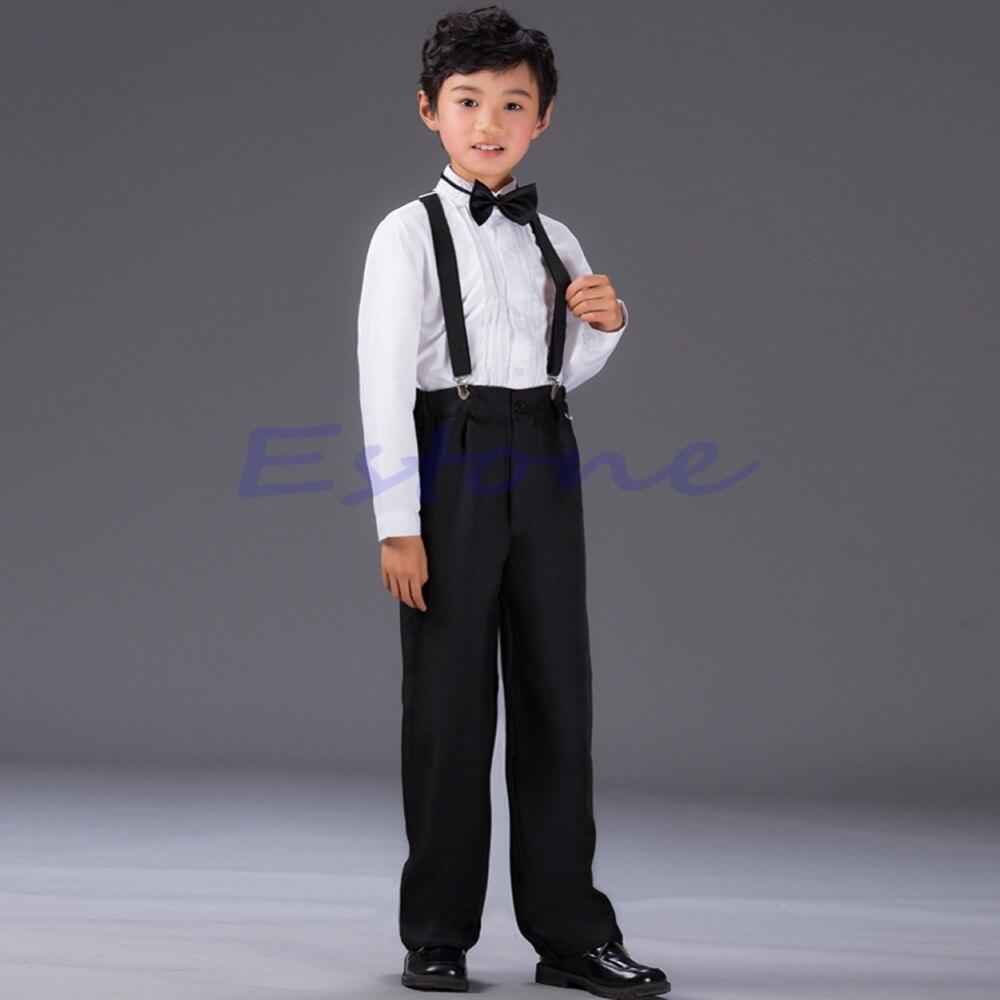 Wholesale Fashion Cute Child Chorus Perform Adult Student Bow Tie Necktie Collar Clothes 1