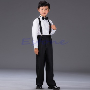 Wholesale Fashion Cute Child Chorus Perform Adult Student Bow Tie Necktie Collar Clothes 1
