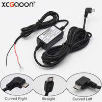 XCGaoon Car Charger DC Converter Module Adapter 12V 24V To 5V 2A with Micro USB Cable, Low Voltage Protection Length 3.5meter