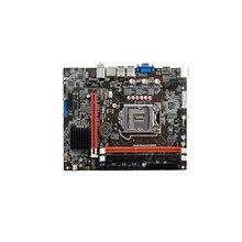 Colorful c.h61u v28 LGA 1155 DDR3 USB3.0 hdmi interface blackboard colorful h61 Desktop motherboard