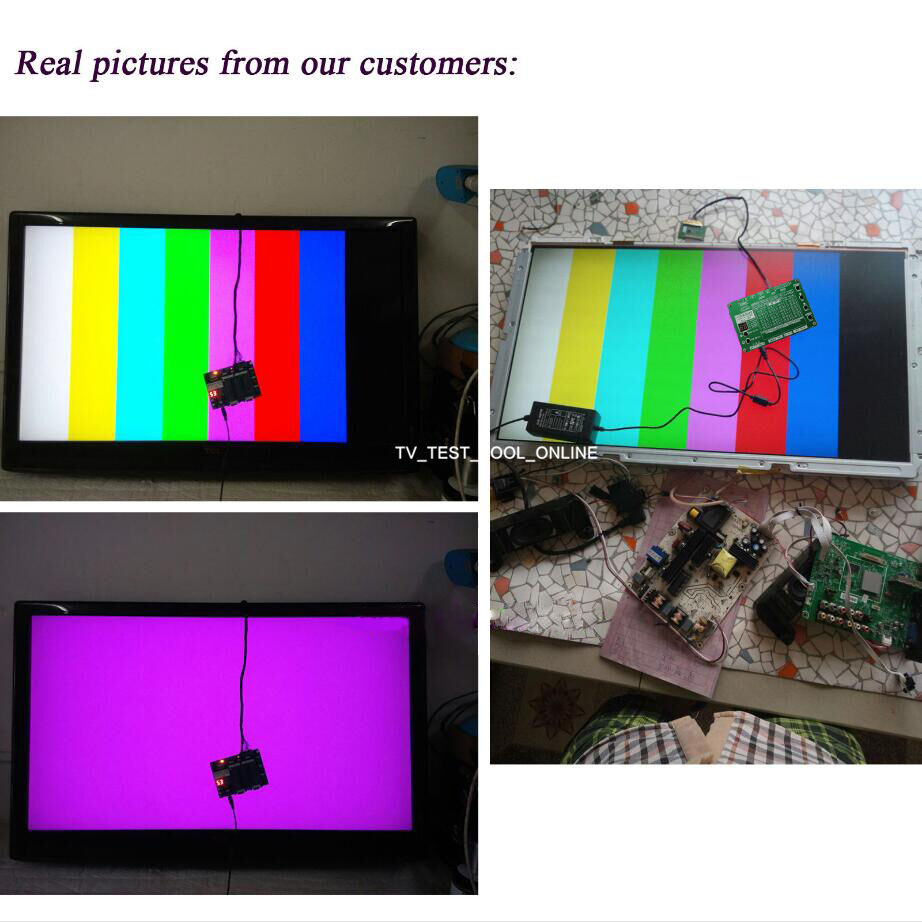 tester lcd screen