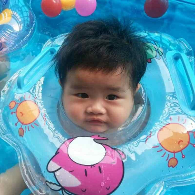 幼児水泳ネックリングチューブ安全ベビー水着フロートサークルインフレータブルフラミンゴドリンクカップ赤ちゃんトレーニング水泳アクセサリー