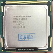 Процессор Intel Xeon X3440 четырехъядерный(8 Мб кэш-памяти, 2,53 ГГц) процессор LGA1156 CPU