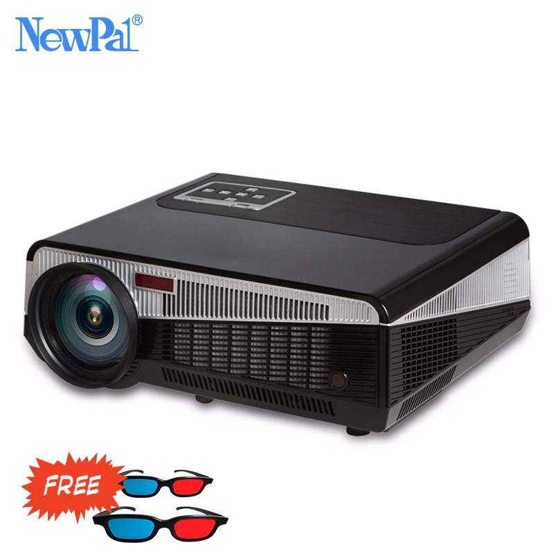 3000 Lumens Smart LED Projector 3D TV Android Projector Full HD 1080P Home Theater Business WIFI