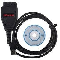 10pcs a lot VAG K+CAN Commander 1.4 obd2 OBDII OBD2 Diagnostic tool VAG 1.4 cable Scanner for V W for AUDI