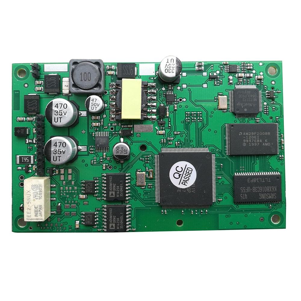 Image 2 - Full Chip For Volvo Vida Dice 2014D 2015A Add Cars To 2019 OBD2 Auto Diagnostic Tool Dice Pro Vida Dice Green Board Free Ship on