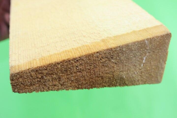 1 Pc Violin Panel Wood Violin Making Material Air Dry 6 Years Wood
