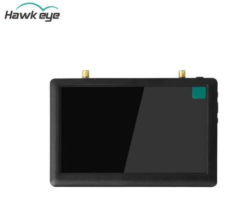 Hawkeye Little Flyer III 5.8G 48CH 800*480 5 pouces FPV moniteur Displayer tout-en-un pour RC FPV modèles Multicopter pièce de rechange Accs