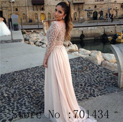 Cheap Long Sleeve Prom Dresses