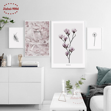 900d Nordic Feather Canvas Art Print Painting Poster, Flower Wall Pictures For Home Decoration, Wall Decor NOR37 900d nordic feather canvas art print painting poster flower wall pictures for home decoration wall decor nor37