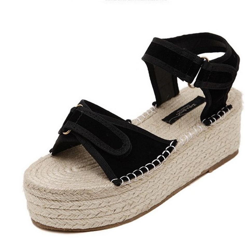 Fashion Women Sandals Summer Wedges