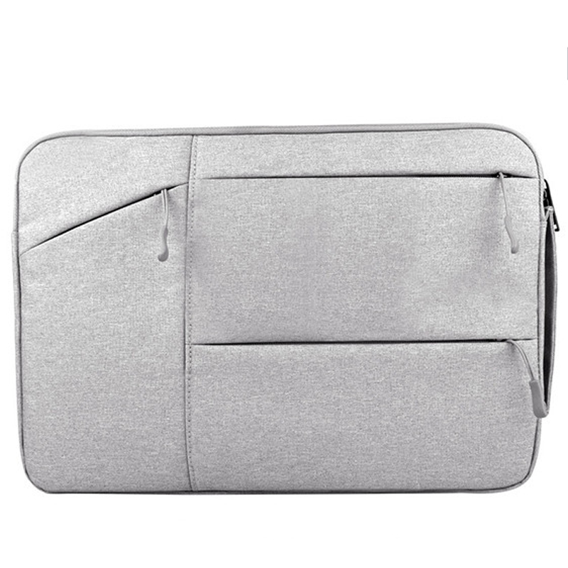 Women-s Breasts 13inch Laptop Sleeve Portable Dual Zipper Case Cover Pouch Tablet Bag