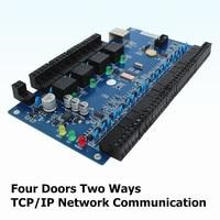 Carea CA 3240BT Professional Wiegand 26 Bit TCP IP Network Access Control Board Panel Controller Intelligent