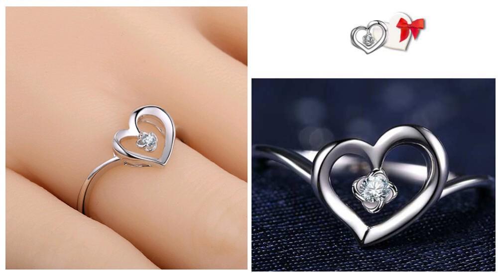 silver diamond rings CAR07516SA (9)