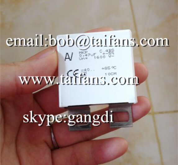Original new capacitor C4BSTBX3470ZAFJ CAP FILM 0.47UF 5% 1600VDC SNUBB