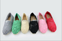 женщины квартиры обувь лето женщины обувь воздухопроницаемый обувь Pole Li возмущаться женское обувь размер 35 - 40
