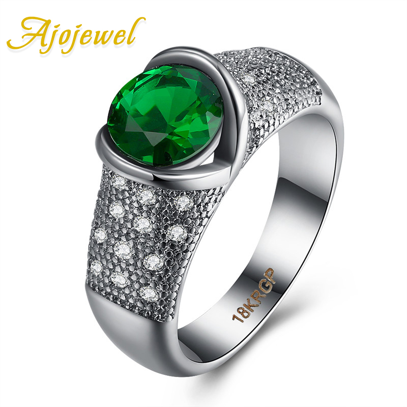 Popular Green Wedding Ring Buy Cheap Green Wedding Ring lots from