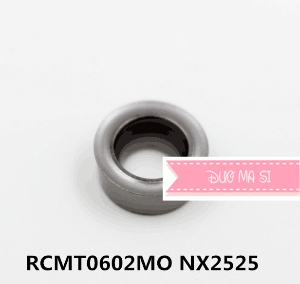 Free Shipping Cutting Blade RCMT0602MO NX2525 Turning Blade,Suitable For SDGCR/SRDCR/SRACR /SRDCN Lathe Tool