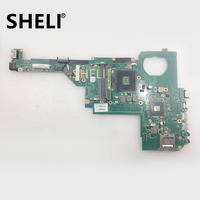 SHELI For HP Laptop Motherboard Pavilion DV4 DV4 5000 DV4 5007TU DV4 5060LA HM76 676756 501 100% wo