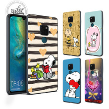 Cute Dog for Case Huawei Mate 20 lite Cover Funny dog 10 9 Mate10 Pro phone
