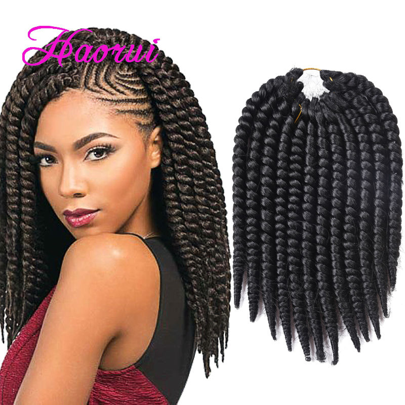 14inch Natural Havana Mambo Twist Crochet Braid Hair Kanekalon Braids On Aliexpress Alibaba