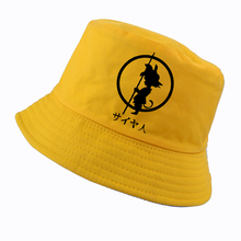 Dragon Ball Bucket Fishing Hat
