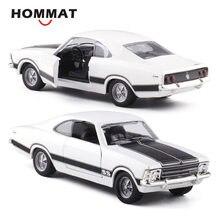 Hommat 1:43 escala chevrolet opala ss modelo de carro liga diecast brinquedo veículo vintage modelo de carro meninos presente crianças brinquedos para crianças