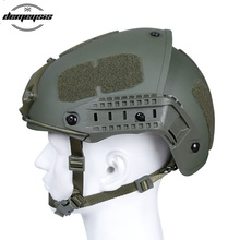 demeysis Army Combat Training Tactical Helmet Airsoft Gear Paintball Head Protector