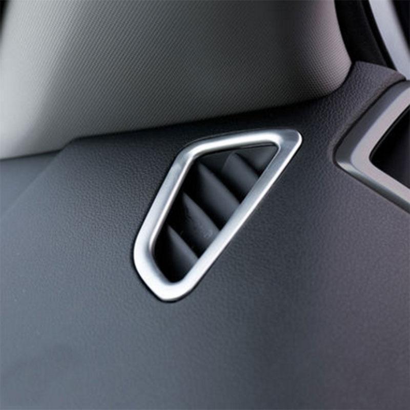 Carmilla 2X Car-Styling Front Air Vent Trim Air Vent Outlet Cover - Ավտոմեքենայի արտաքին պարագաներ - Լուսանկար 3