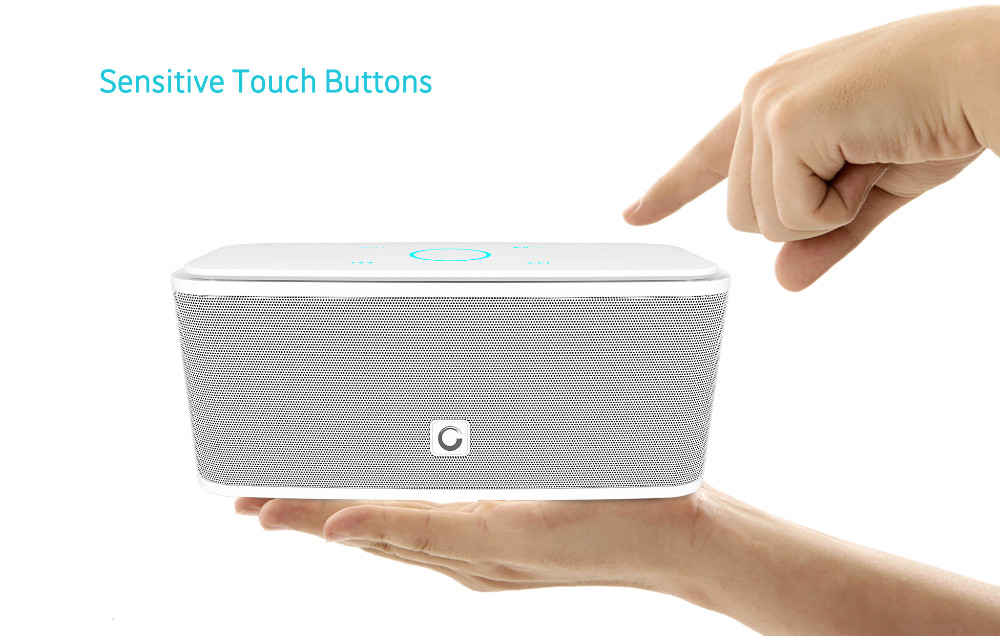 DOSS Soundbox <font><b>Bluetooth</b></font> Spekaer ,Wireless Portable <font><b>Bluetooth</b></font> 4.0 Speakers with super bass,12 hours playtime &#038; hands-free