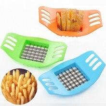 Бытовые устройства для резки картофеля многофункциональные резаки чипсы утолщаются творческие Кухонные гаджеты