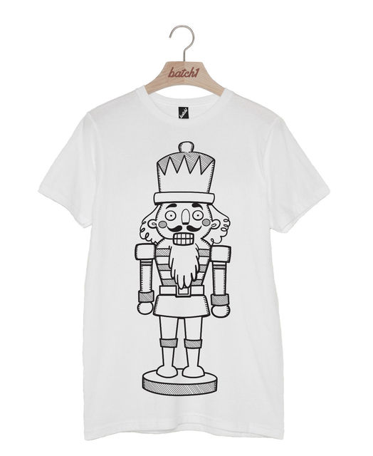 6c978689e BATCH1 THE NUTCRACKER SOLDIER NOVELTY CHRISTMAS MENS XMAS FESTIVE T-SHIRT  New T Shirts Funny Tops Tee New Unisex Funny Tops