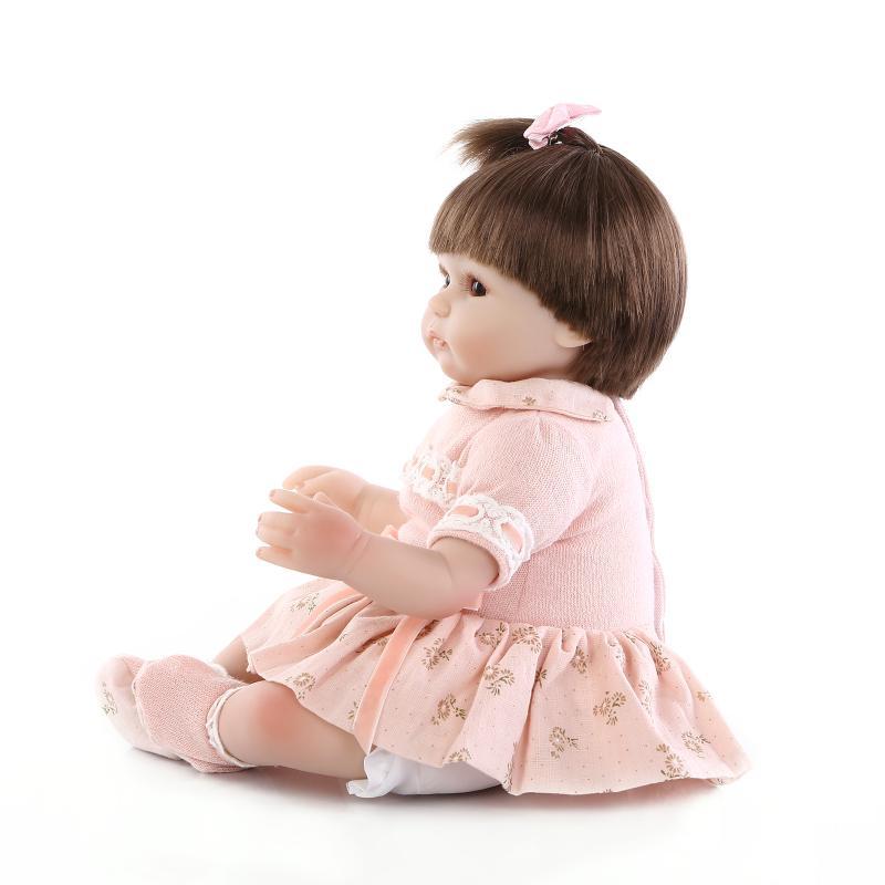 16inch-New-Born-Baby-Dolls-Bebe-Reborn-Menina-Children-Best-Gift-Silicone-Reborn-Baby-Dolls-for-Kids-Handmade-Princess-Bonecas-3