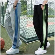 Spring Casual Men Sweat Pants Male Cotton Sportswear Casual