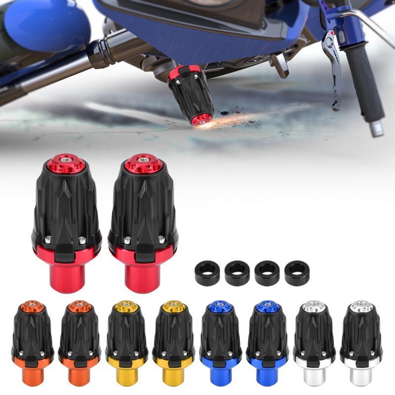 Falling-Protectors Exhaust-Frame-Slider Anti-Crash-Pad Motorcycle Kawasaki YAMAHA Honda