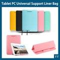 """Ultra - fino PU estojo de couro para chuwi hi10 10.1 """" Tablet PC suporte suporte Universal saco forro + free 3 gifts"""