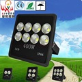 AC85-265V 1 * 400w LED floodlights highlight the ultra-long-range outdoor waterproof led projection lamp free shipping